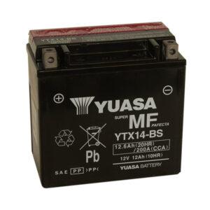 Yuasa ytx14-bs-batteries