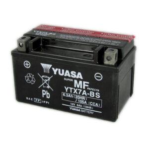 Yuasa ytx7a-bs-batteries