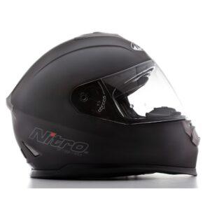 Nitro-Apex-helmet-satin-black-side