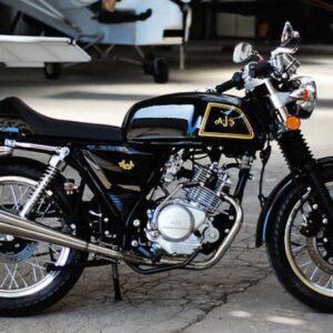 AJS Cadwell Cafe racer 125cc